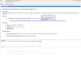MicrosoftOutlookUpdateFake