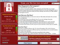 Microsoft Disponibiliza correção para proteger contra o Wana Decrypt0r (KB4012598)